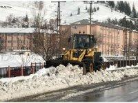 Bitlis 45 köy yolu ulaşıma kapalı