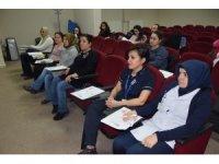 Özel Ümit Hastanesi'nde hamilelik eğitimleri devam ediyor