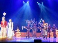 Kazakistan'da ilk kez İpek Kız müzikali sahnelendi