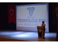 Özel Teknoloji Fen Okulları'nda karne heyecanı