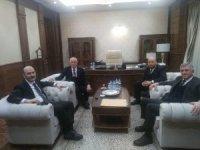 İçişleri Bakanı Soylu Oflu hemşehrilerini kabul etti