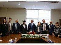 İran'la börek bayiliği anlaşması