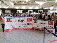 Türk doktorlarından Afrika'ya çıkarma