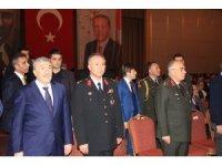 Bakan Kaya'dan şehit aileleri ve gazilere 'Devlet Övünç Madalyası ve Berat Tevcihi'