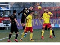 Süper Lig: Osmanlıspor: 0 - Evkur Yeni Malatyaspor: 0 (İlk Yarı)