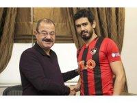 Gazişehir Gaziantep, Bursaspor'dan İsmail Konuk ile sözleşme imzaladı