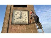 Sinop Tarihi Saat Kulesi restore ediliyor