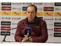 Eskişehirspor Teknik Direktörü Yücel İdiz: