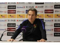 İstanbulspor Teknik Direktörü Tamer Avcı: