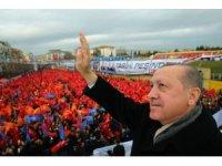 """Cumhurbaşkanı Erdoğan: """"Artık taşeron diye bir şey yok"""""""