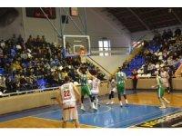 Türkiye Basketbol Ligi: Karesispor: 84 - Ankara DSİ: 80