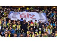 200 çocuk Fenerbahçe - Göztepe maçında