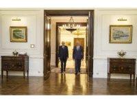 Başbakan Yıldırım MHP lideri Bahçeli görüşmesi başladı