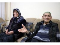 'Amerika'daki oğlunun yanından geldim' diyerek yaşlı çifti dolandırdılar