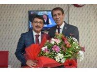 Başkan Çelik'ten MHP'li Özten'e 'milli mutabakat' ziyareti