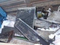 İnşaatlardan hırsızlık yapan 2 kişi yakalandı