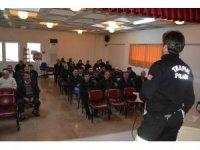 Dalaman'da servis sürücülerine eğitim