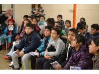 Çocuklar Yazar Bestami Yazgan ile buluştu
