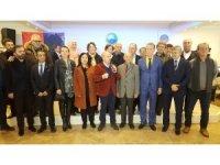Büyükçekmece'de yaşayan Rumeli, Trakya ve Balkan dernek üyeleri bir araya geldi