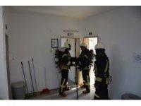 MASKİ personeline yangın ve zehirli gıda tatbikatı