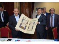 Başbakan Yardımcısı Fikri Işık, Darıca'daki  projeleri değerlendirdi