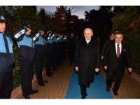 Başbakan Binali Yıldırım'dan Bilecik Belediyesi ziyaret