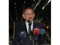 """Bakan Özhaseki: """"26 bin yeni konuta başladık, çoğu biten evleri teslim ediyoruz"""""""