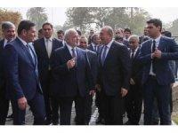Bakan Çavuşoğlu Iraklı mevkidaşı Caferi ile görüştü
