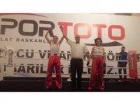 Karesispor'lu sporculardan büyük başarı