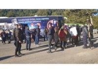 Yüreğir Belediyesi öğrencileri kampa aldı