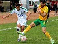 TFF 3. Lig- Muğlaspor:2 - Erokspor:2