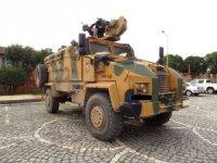 PYD kontrolündeki Rasulayn sınırında önlemler arttırıldı