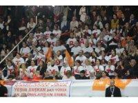 AK Parti Çanakkale 6'ncı Olağan İl Kongresi yapıldı (1)