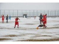 Yüksekova Belediye Spor bir puana razı geldi