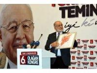 Saadet Partisi Genel Başkanı Karamollaoğlu Van'da