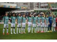 TFF 1. Lig: Akın Çorap Giresunspor: 0 - Boluspor: 2
