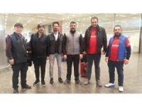 İsrail'de gözaltına alınan Türk işadamları yurda döndü