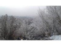 Kars buz kesti