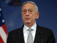 ABD Savunma Bakanı Mattis: Türkiye hava saldırısı yapmadan önce bizi uyardı