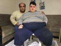 Henüz 11 yaşında ve 185 kilo