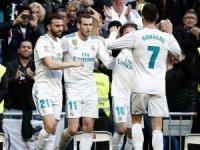 Real Madrid 3 hafta sonra farklı yendi