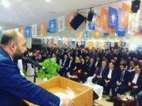 Söke AK Parti 6. kongresi yapıldı