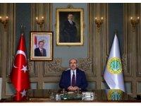 İstanbul Üniversitesi'nden Zeytin Dalı Harekatı'na destek ve 'Hazırız mektubu'