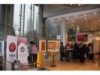 Kardeşliğin hat sanatı İstanbul'da gerçekleştirildi