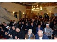 Antalya'da Mehmetçik için Fetih Suresi