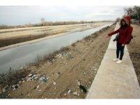 Padişahların gün batımını izlediği Meriç Nehri çöplüğe döndü