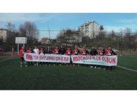 Masterler ve Veteranlar Ligi Türkiye Karması Bartın'a geldi