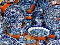 Aslanapa'da çini sanatı köylerde de yaygınlaşıyor
