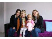 Kanserli çocuklar ve aileleri için umut oldu