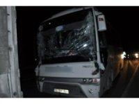 Bilecik'te zincirleme kaza: 22 yaralı
